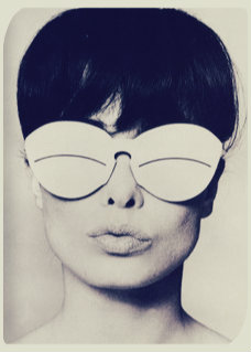 Vintage Courreges shades